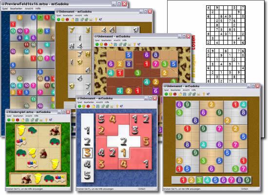 MaaTec Sudoku